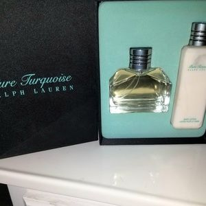 RALPH LAUREN Pure Turquoise 4.2 oz Set